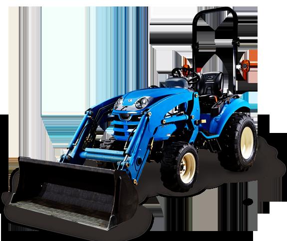 LS Tractors For Sale In Northern Louisiana | Weeks Tractor